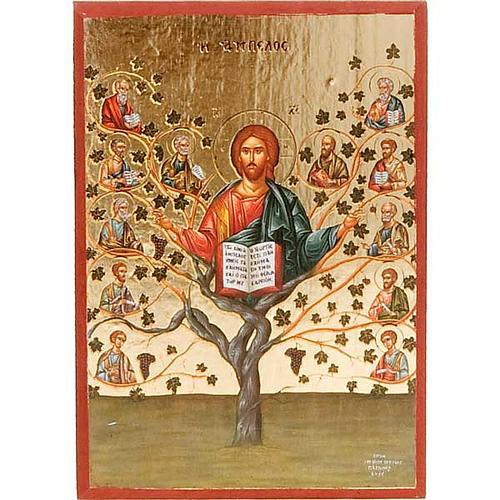 icone-jesus-vraie-vigne